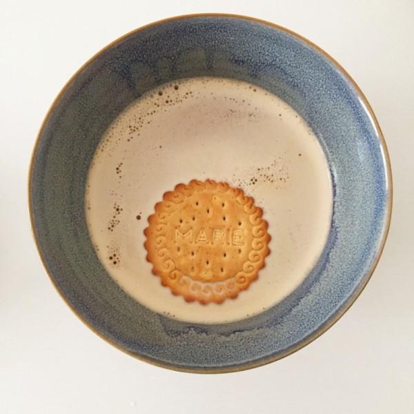 Tarta de galleta y chocolate sin azucar - 2