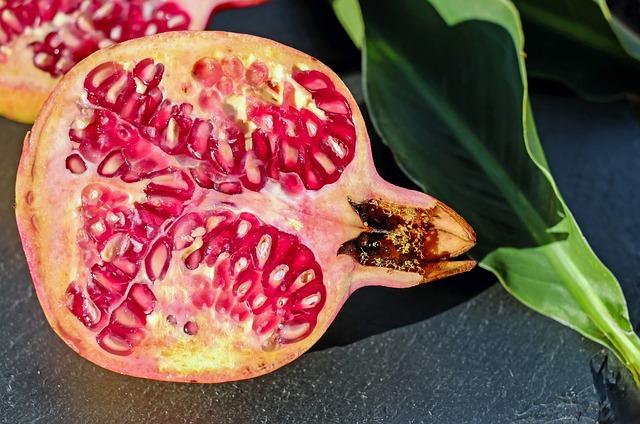 Granada propiedades antioxidantes